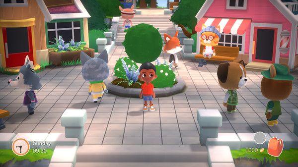 社区模拟游戏《Hokko Life》上线Steam商店 2020年内发售