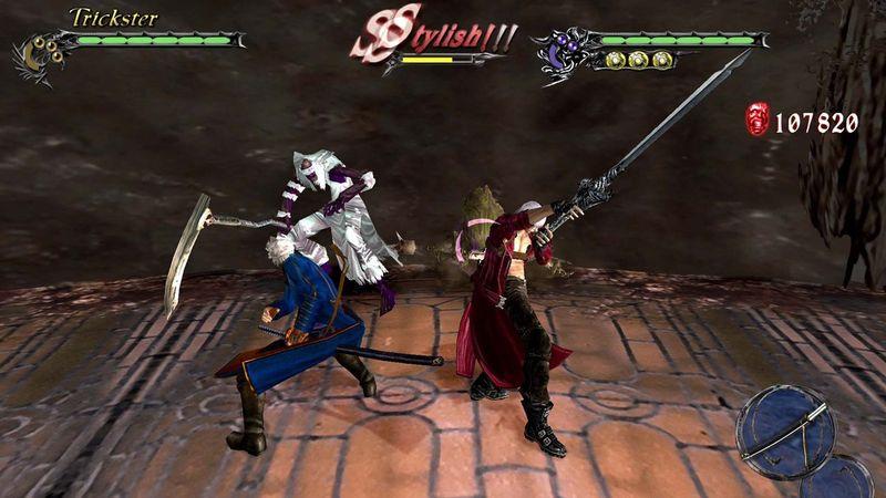 《鬼泣3 特别版》公开最新功能 支持本地双人挑战血宫模式