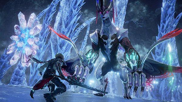 """《噬血代码》第二个大型DLC""""冰花女皇""""2月26日发售"""