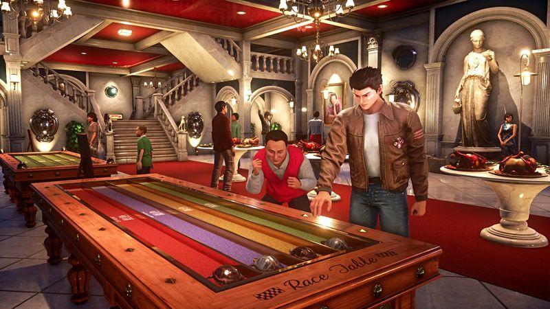 《莎木3》第三個DLC將于3月推出 在豪華游船上接受新的挑戰