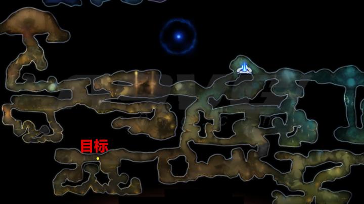 《精灵与萤火意志》手手相传支线流程攻略 萤火意志送东西支线