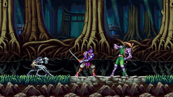 未来风格忍者题材动作游戏《Bushiden》宣布延期至2021年发售