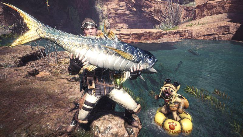 为了让玩家宅在家 《怪物猎人世界 冰原》大量活动任务开启