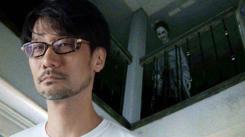 小島秀夫想做革命性的恐怖遊戲 《P.T.》是針對人類本能的實驗