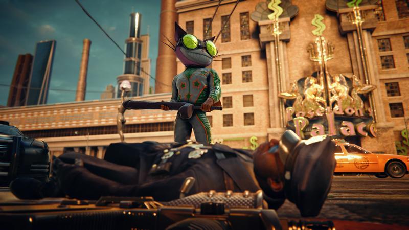 《黑道圣徒3 重制版》5月22日登陆PS4、Xbox One、PC平台