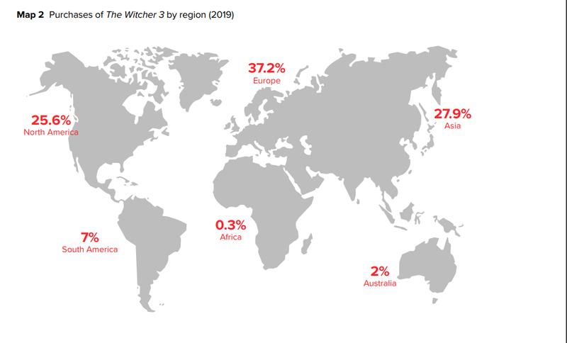 《賽博朋克2077》預計9月準時推出 《巫師3》銷量創紀錄