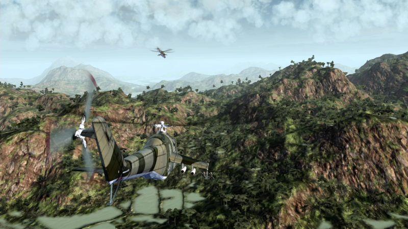 Switch《空戰使命:雌鹿》今年夏天發售 體驗最寫實空戰