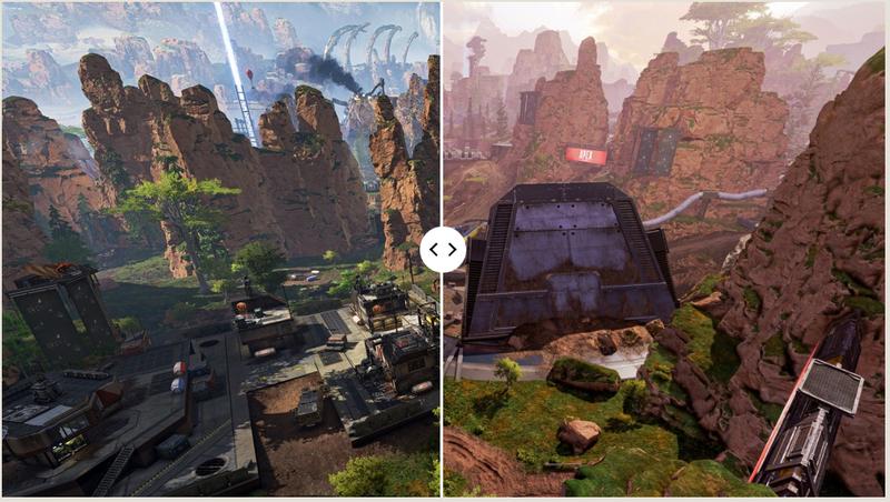 《Apex英雄》第五赛季地图更新介绍 骷髅镇塌陷石油平台现身