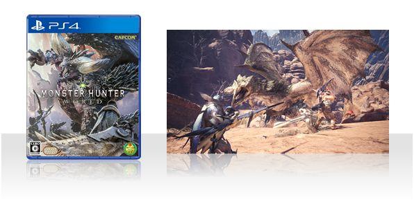 CAPCOM更新百万销量游戏表 《怪物猎人世界》达到1570万份