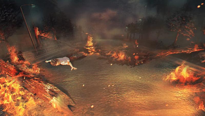 開發商Experience公開旗下恐怖遊戲《NG》部分概念設定圖