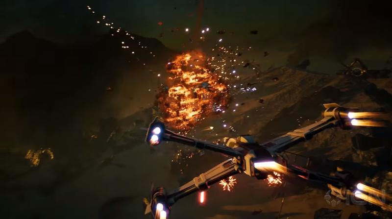 《永恒空间2》最新宣传视频公开 展示游戏的探索和空战玩法