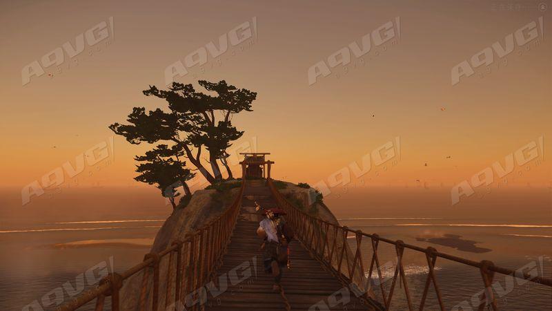 《对马岛之魂》全神道神社位置攻略 神社攀爬视频攻略