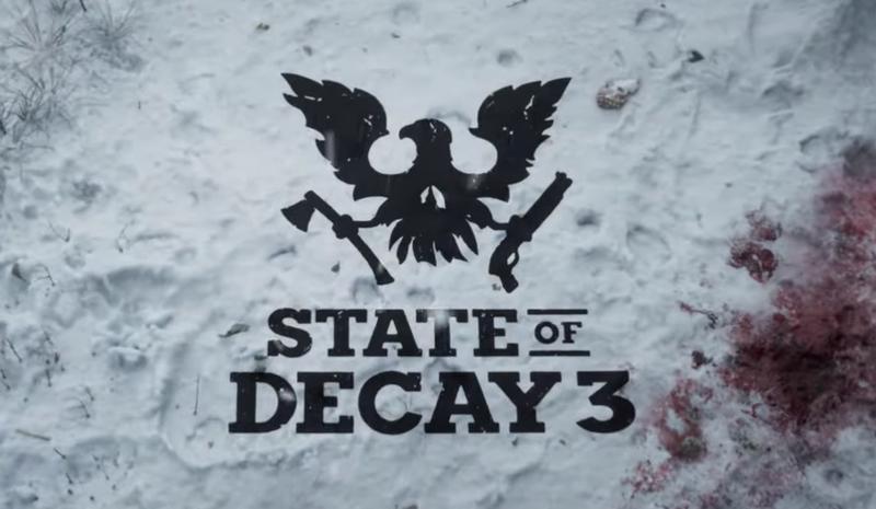 《腐烂国度3》正式公开 新作将带来全新的生存体验