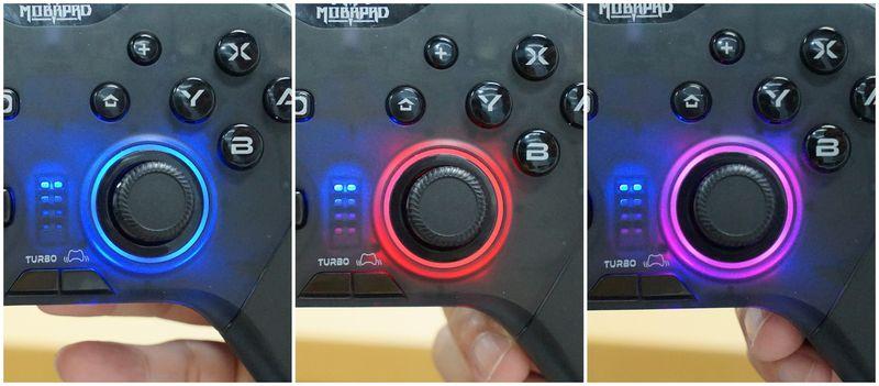 魔派Pro宏定义手柄开箱:兼具丰富功能与高性价比的NS第三方手柄