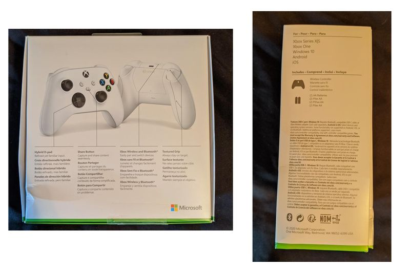新Xbox手柄疑似泄露廉价版Xbox次世代机Xbox Series S