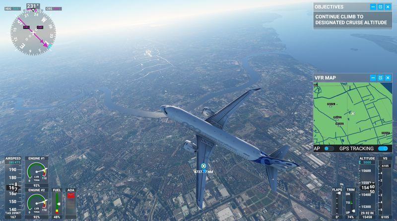 《微软飞行模拟》评测:一台货真价实的造梦机