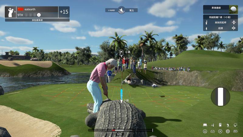 《PGA TOUR 2K21》评测:真实但不限于条框中的2K高尔夫