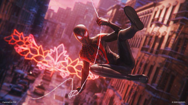 《漫威蜘蛛侠:迈尔斯莫拉里斯》PS5港版售价公布 发售信息一览