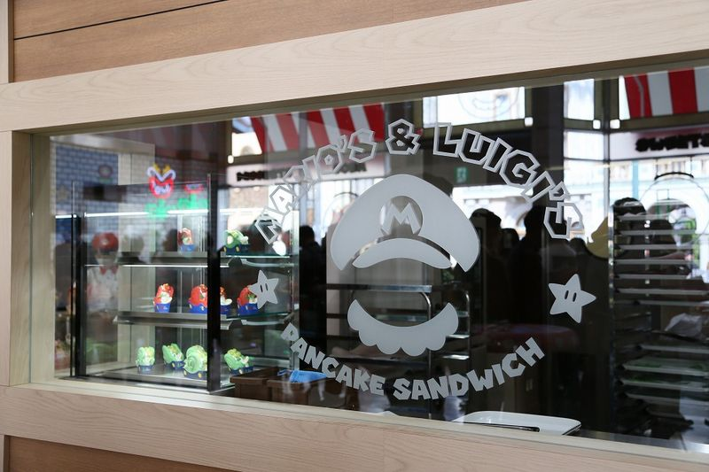 """马力欧和路易吉也前来庆祝 USJ""""马力欧 Cafe&Store""""开业体验会报告"""