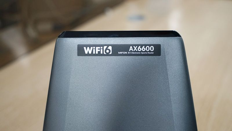 MIFON X1電競路由器開箱:專為游戲場景優化的高端WIFI6路由