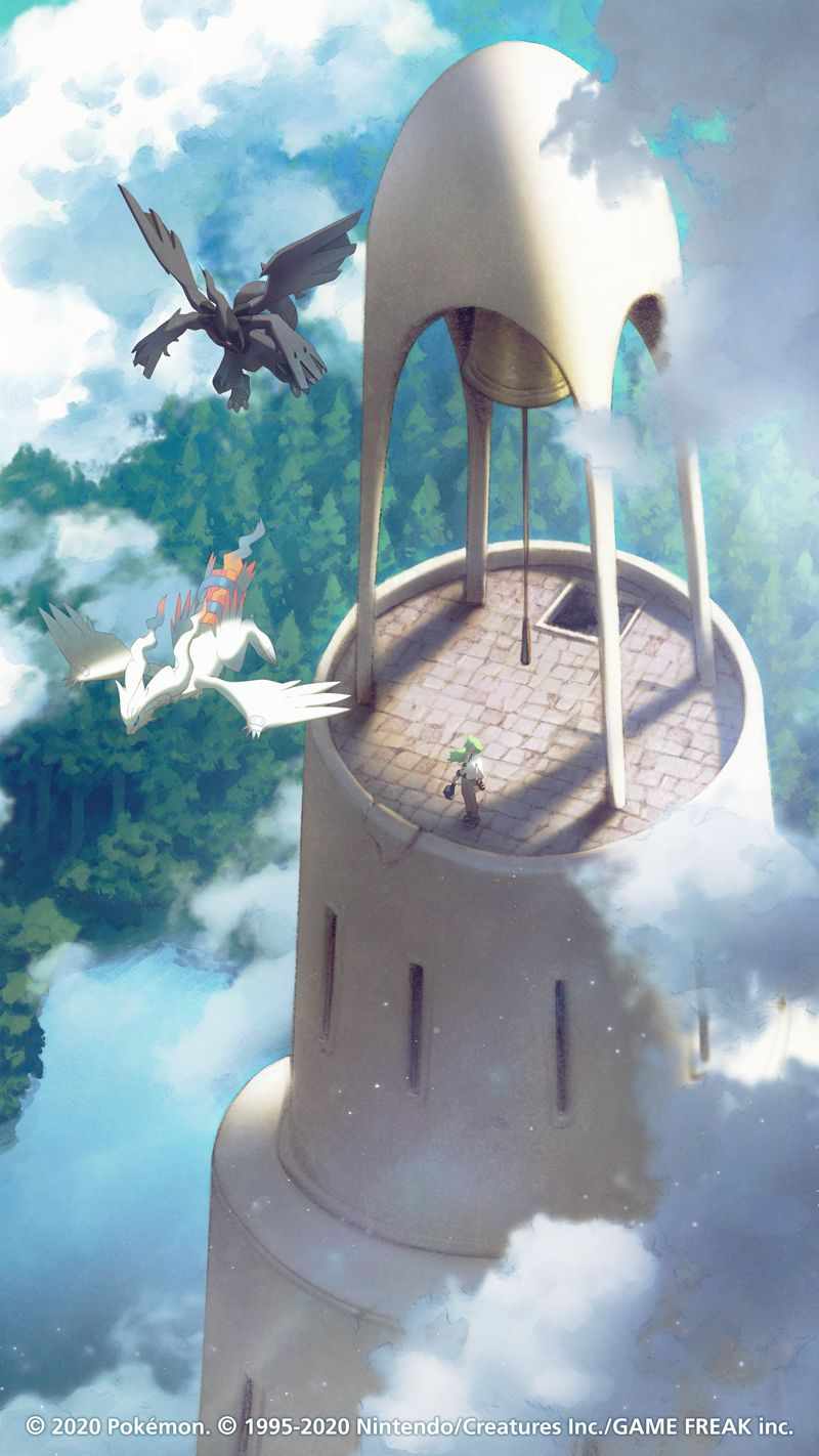 《宝可梦 剑/盾》DLC2冠之雪原即将推出 官方神兽贺图