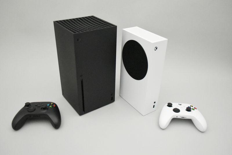 Xbox Series S/X主机开箱图片 各角度全方面展示
