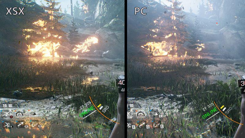 XSX版《光明记忆》体验报告:画质与高配PC版平齐