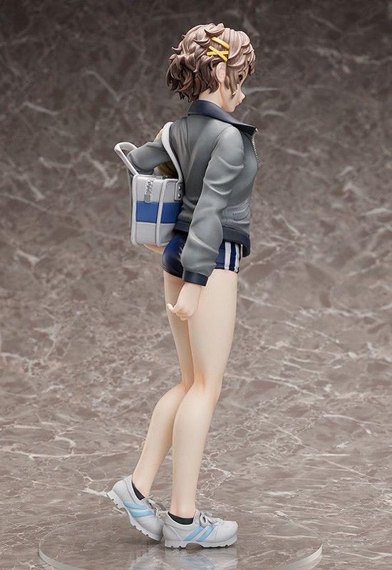 《十三机兵防卫圈》GSC新模型「南奈津乃」公布上色新图