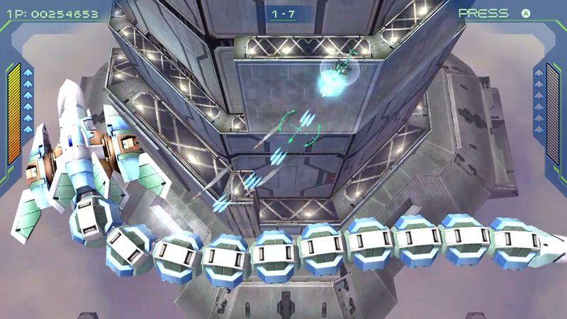 彩京经典射击游戏《零式枪手2》2020年12月21日登录Steam平台