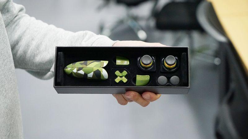 图马思特eSwap X电竞手柄开箱:瞄准硬核玩家的非常规手柄