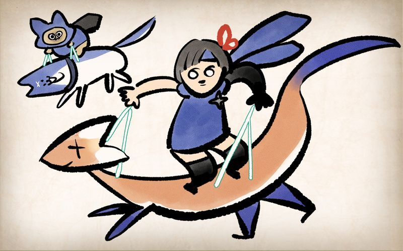 "Capcom公开《怪物猎人 崛起》新要素""御龙""漫画版介绍"