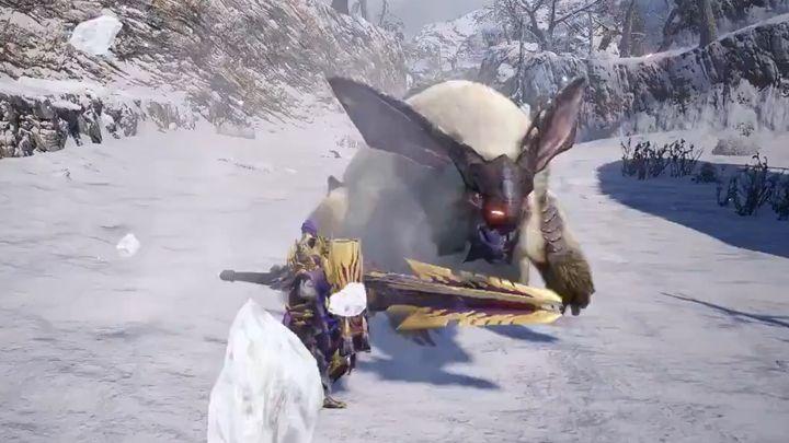 《怪物猎人 崛起》公开新宣传影像 白兔兽再度归来