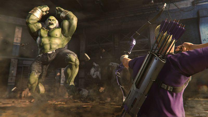 《漫威复仇者联盟》PS5/XSX版将于3月18日发售 新内容同日上线