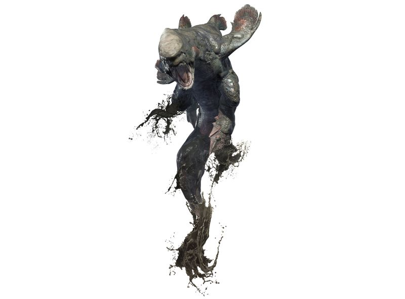 《怪物猎人 崛起》公开《世界》登场怪物立绘 新情报将于明日公开