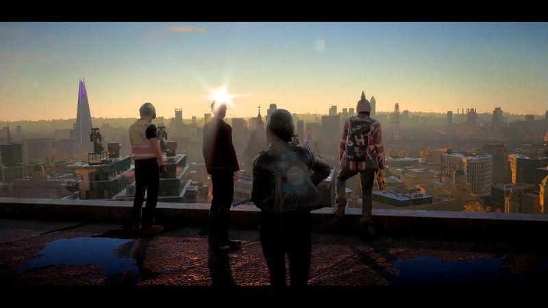 《看门狗 军团》最新宣传片公开 多人模式现已免费在主机上线
