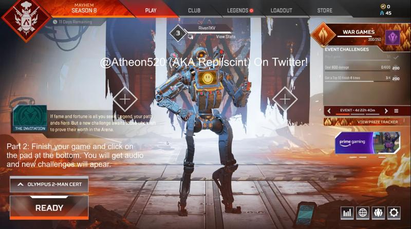 《Apex英雄》竞技场彩蛋触发方式攻略 Ash徽章获得方法