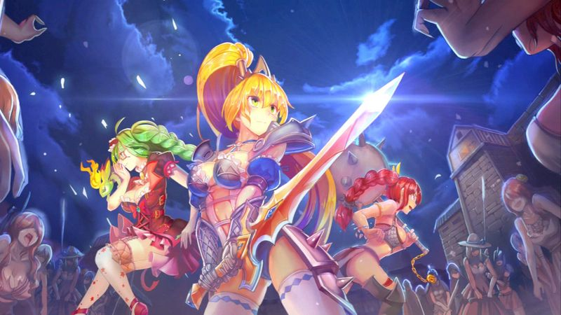 战略RPG《天使帝国IV》进驻各大主机 今夏推出Switch盒装版