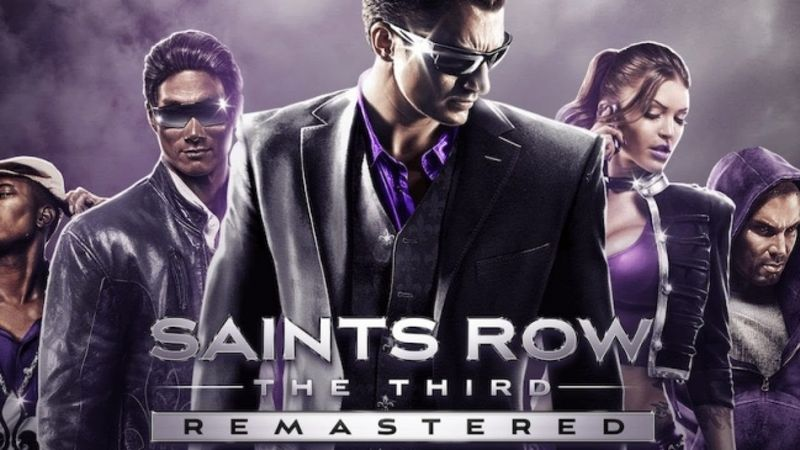 《黑街圣徒3 重制版》Steam版将在5月22日上线