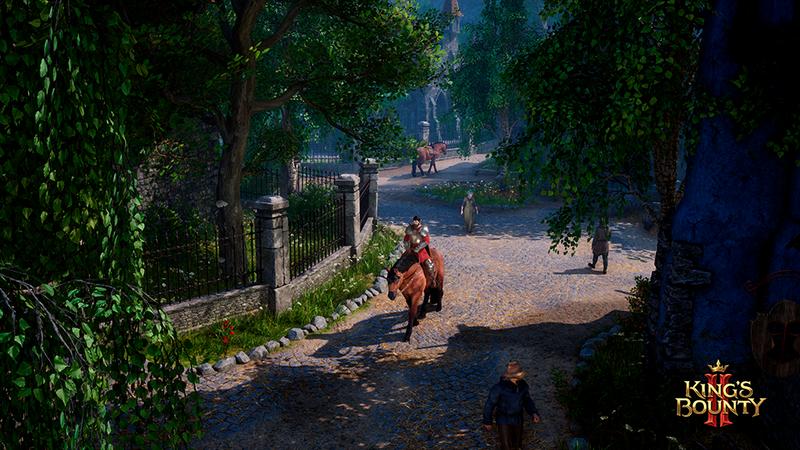 《国王的恩赐2》8月24日发售 国区PC版由方块游戏发行