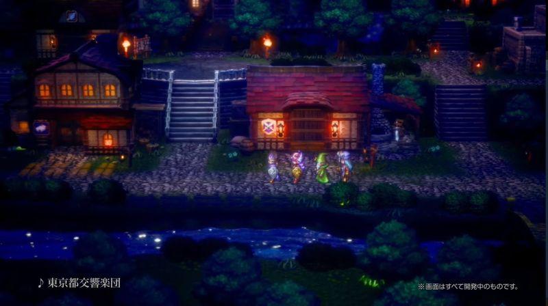《勇者斗恶龙3 HD-2D重制版》正式公布 登陆主机平台