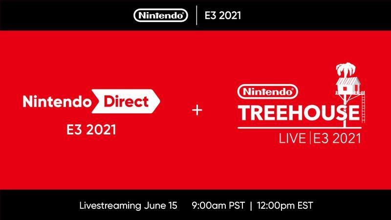 任天堂E3直面会将于北京时间6月16日0点举办