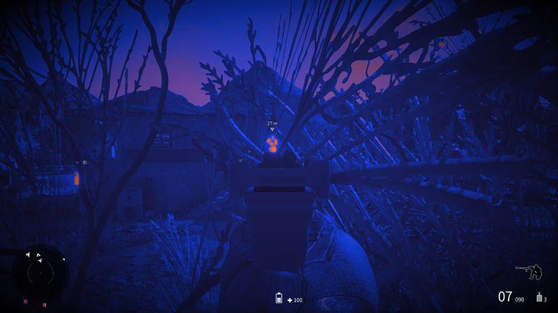 《狙击手:幽灵战士契约2》评测:超远狙击让人爱不释手