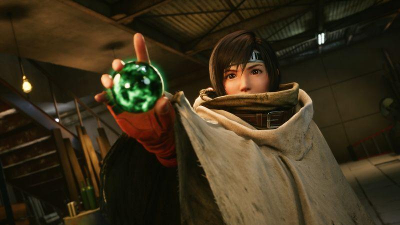 """《最终幻想7 重制版 Intergrade》现已上架 """"尤菲篇""""售价129港币"""