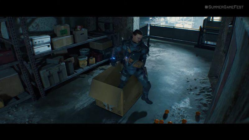 《死亡搁浅 导演剪辑版》将登陆PS5 致敬《合金装备》