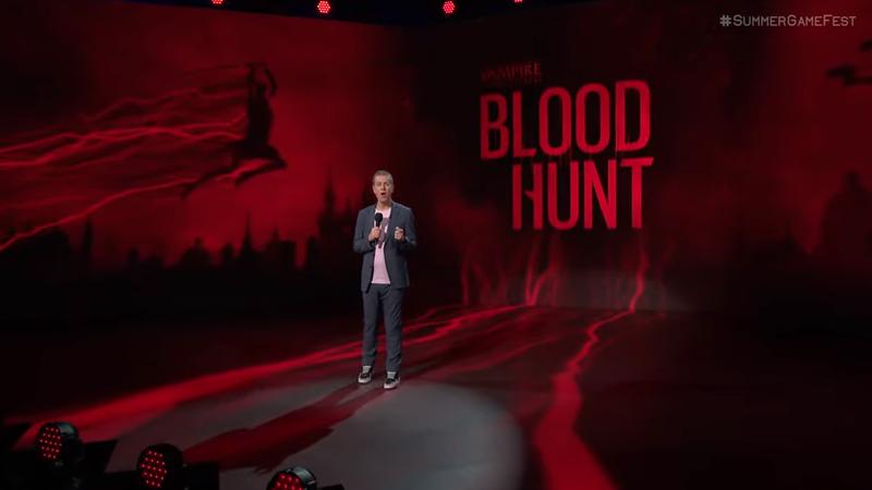 超自然多人对战游戏《Blood Hunt》发表 预计年内推出