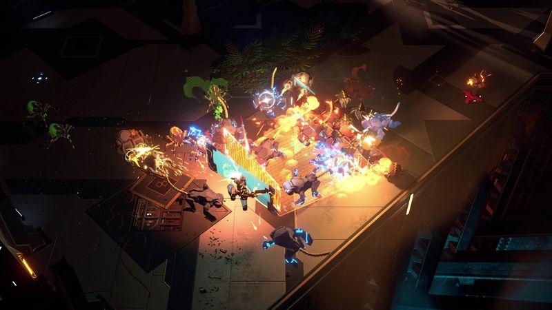 Rogue-lite动作游戏《无尽地下城》新宣传片发表