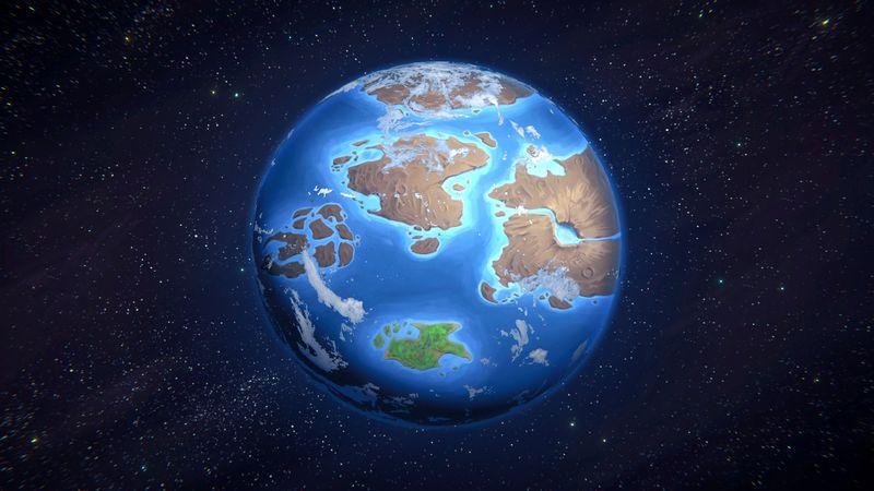 《伊始之地》试玩报告:从金山中来,到绿水中去