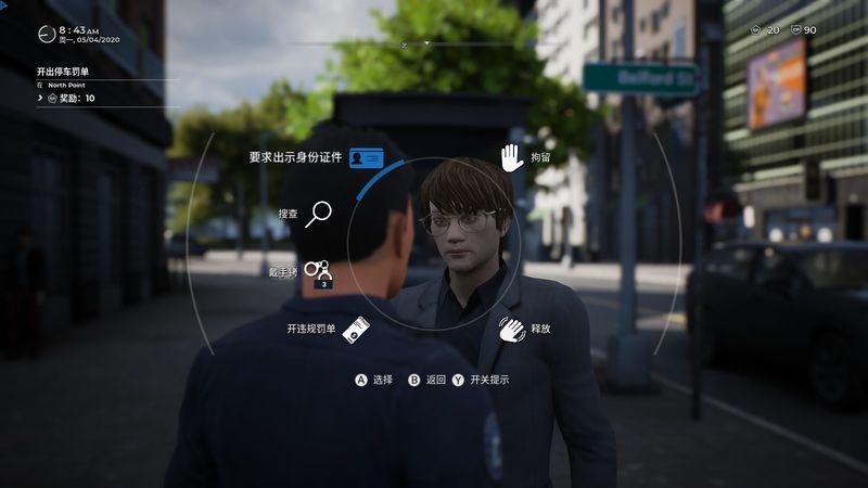 《警察模拟器:巡警》试玩报告:谁都不容易