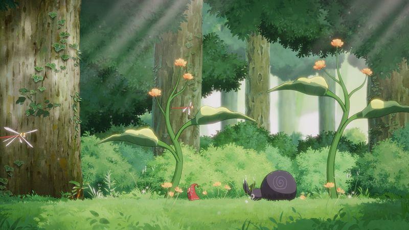 《花之灵》评测:一场打开心境的轻旅行