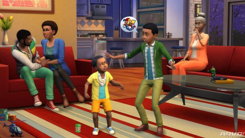 《模拟人生4》将于11月17日登上PS4和Xbox One平台 支持中文